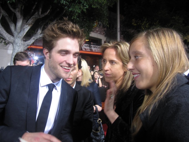 Teen Talk: Attending 'Breaking Dawn Part One' premier