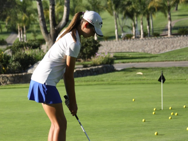 TC Girls Golf wins league, sends players to finals