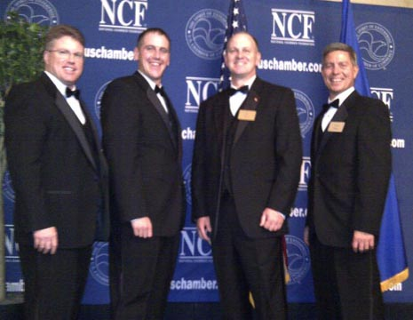 Resident is winner of national Chamber award