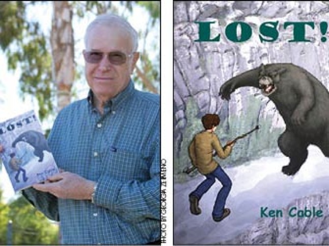 Columnist Ken Cable publishes his first novel, 'Lost!'