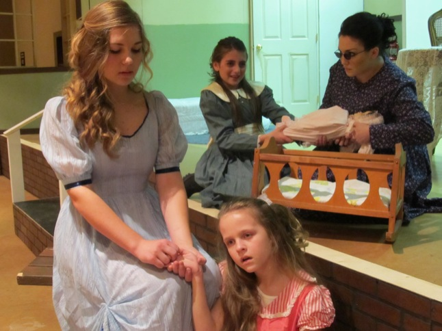Curtain to rise on 'The Miracle Worker'