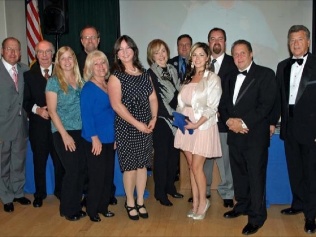 Chamber of Commerce hosts awards ceremony