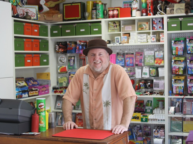 Business Showcase: Mister Porkpies Magic Shop