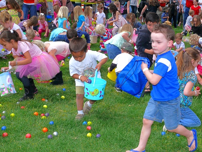Easter Carnival will take place Saturday