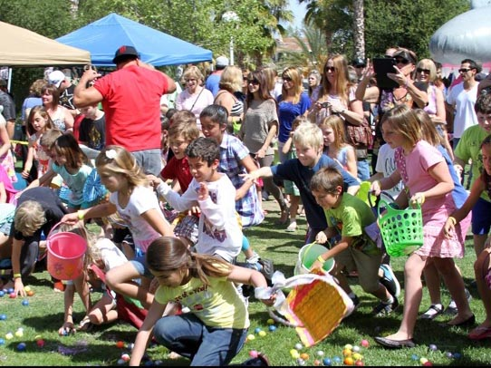 JWC Easter Carnival draws a crowd