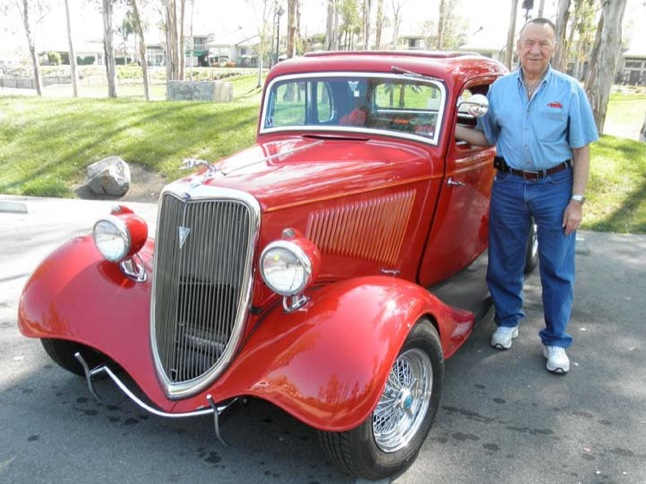 Club News: Loiaconos' 1934 Ford chosen as Car of Month