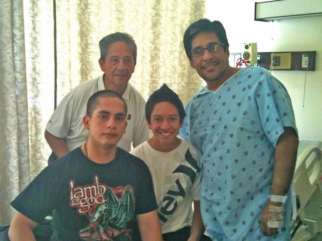 Community rallies to help John Rojas