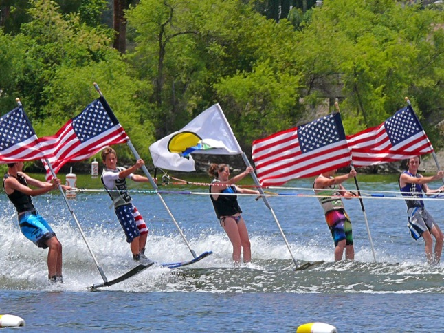 Ski Show highlights Canyon Lake water sports