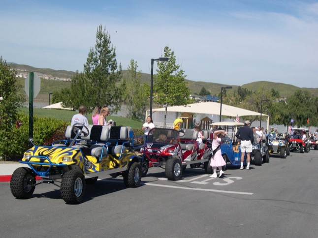 Golf carts invited to Taco Tuesday Poker Run