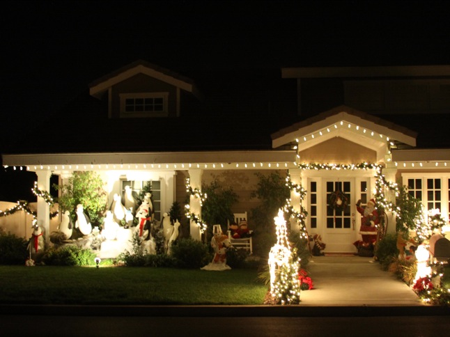 Winners of home decorating contest announced