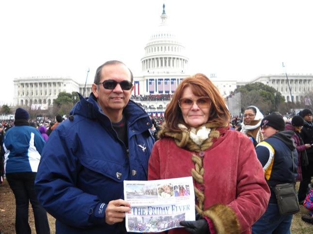 Near and Far with The Friday Flyer: Martels at Presidential Inauguration