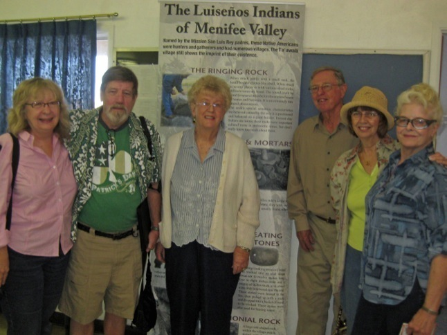 Residents bring area history to life