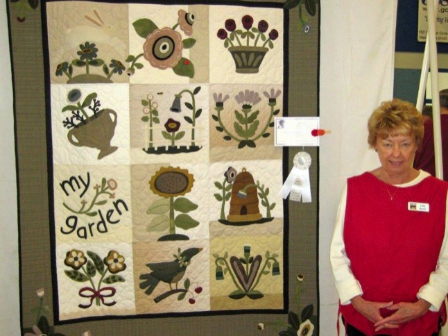 Canyon Lake quilters bring home ribbons