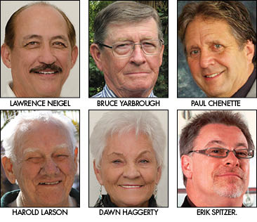 Slate of six candidates announced for POA Board of Directors