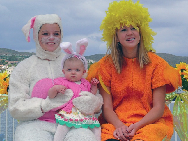 Countdown begins for arrival of Easter Bunny