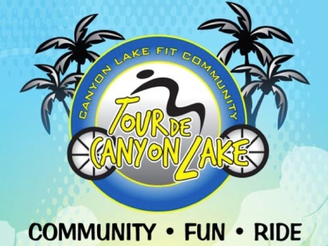 Tour de Canyon Lake a week away