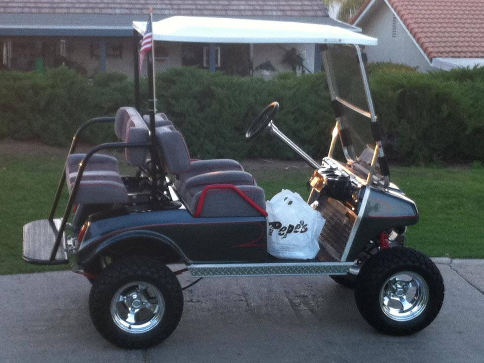 Renewal notices going out for golf carts, boats