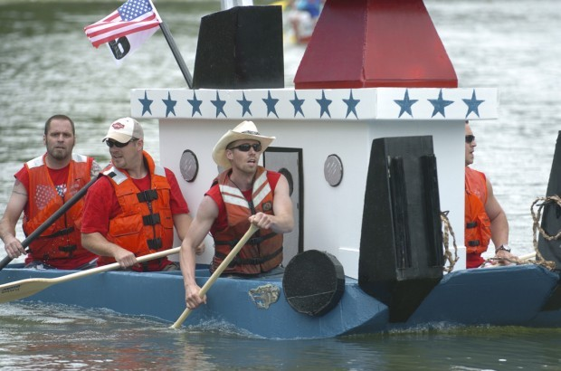 Fiesta Day to feature 'Cardboard Boat Challenge'