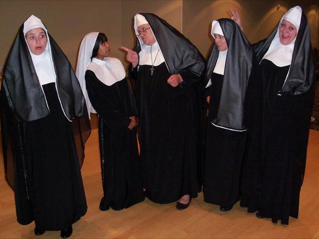 Arts and Entertainment: 'Nunsense' coming to Lodge in two weeks