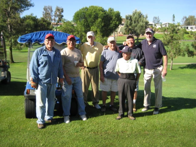 Tuesday Work Group gets jobs done on Golf Course