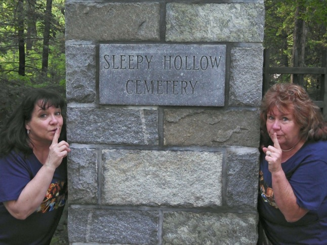 Lifelong friends go 'sleuthing' in Boston