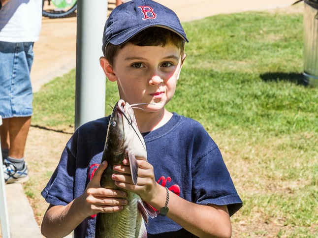 Catch a 'cat' for National Catfish Month