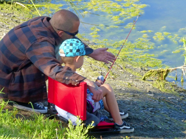 Kids Fishing Derby a whopper of success!