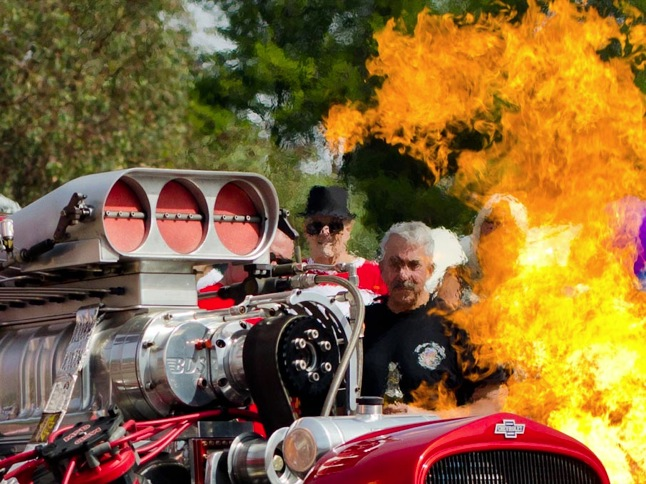 Get in gear for Saturday's Car Show