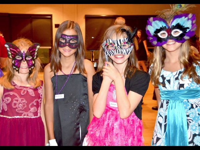 Cotillion's Masked Ball is centuries-old tradition