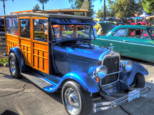 Car Club and CLPOA provide another successful Car Show