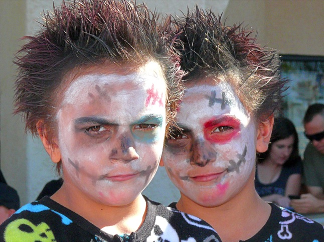 Parade of Frights is tomorrow in Towne Center