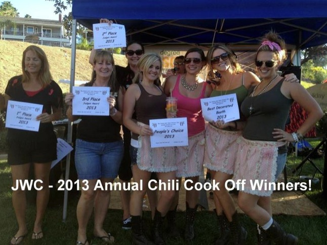 Chili Cook-off serves up a spicy afternoon