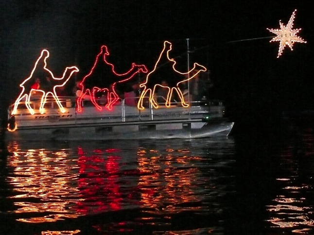 Decorate a boat and join the parade!