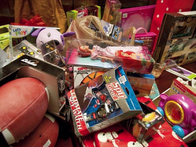 These groups are collecting toys to help needy children