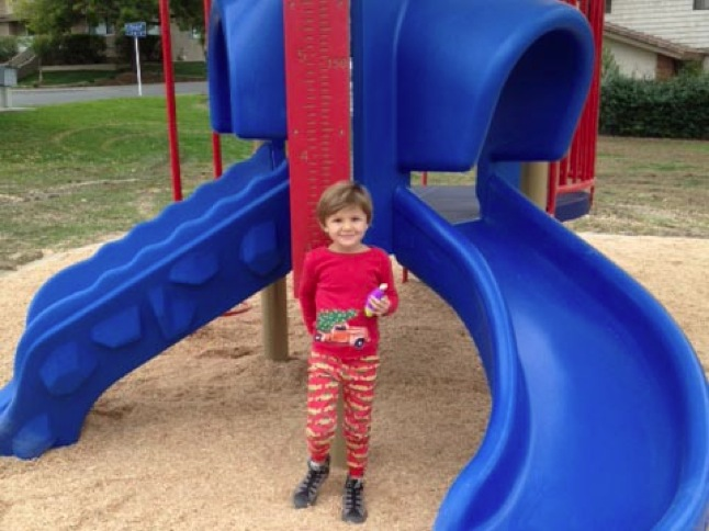 New playground equipment installed at Emerald Park