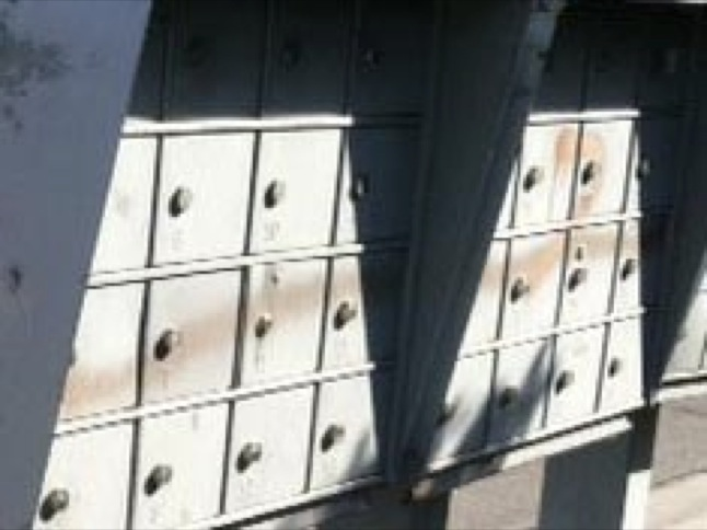 Be aware of mailbox vandalism