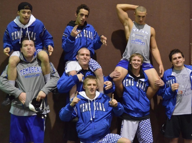 Temescal Canyon sends eight wrestlers to Masters