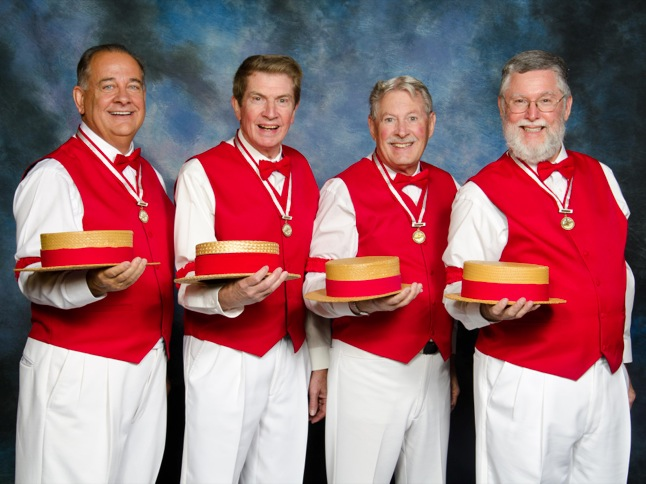 New residents bring Barbershop music to Canyon Lake