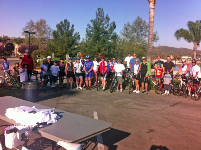 Bike riders invited to 4th annual Tour de Canyon Lake