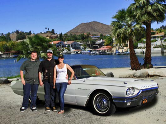 Ivancich Thunderbird is Car of the Month