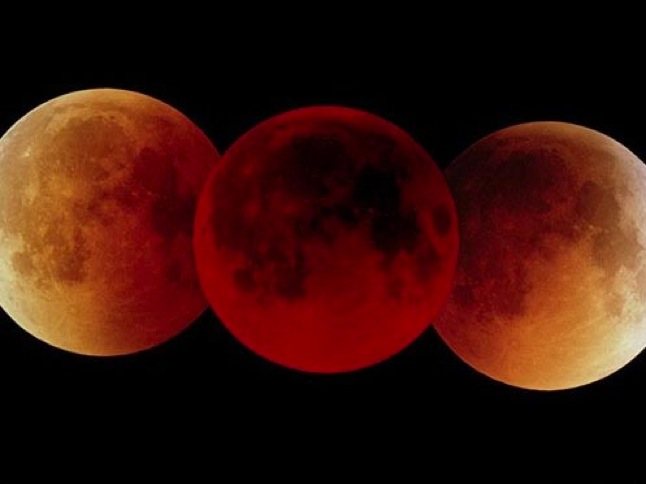 Total lunar eclipse will take place next week
