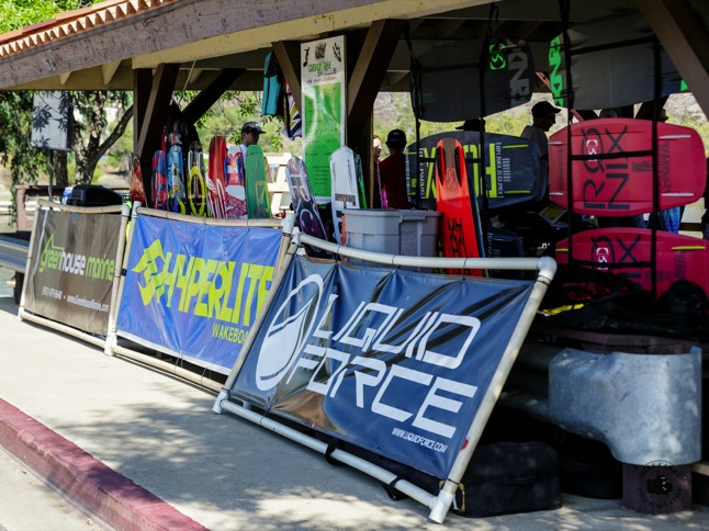 Wakeboard Club holds final Learn-to-Ride Day