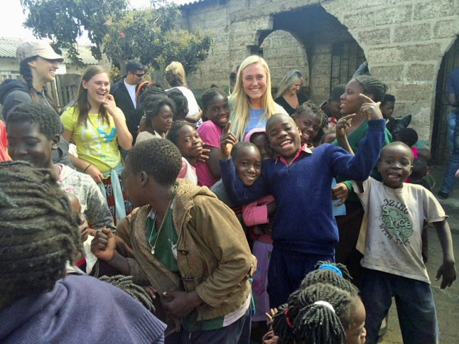 Miss Teen learns life lessons serving in Africa