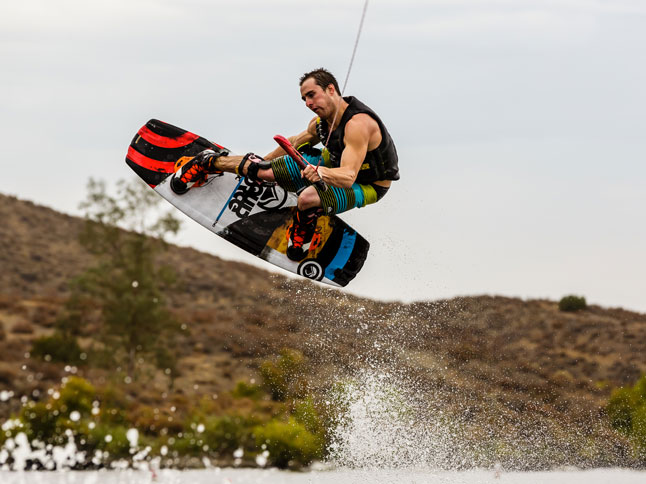 Wakeboard Club provides day of lessons, demos