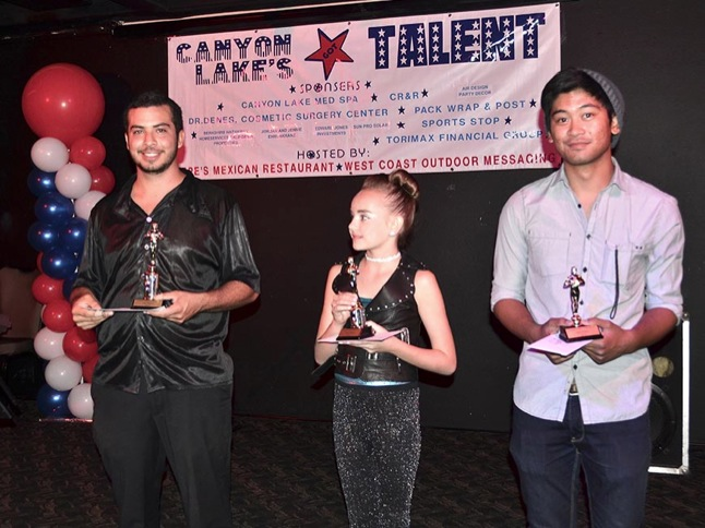Talent night lets entertainers shine
