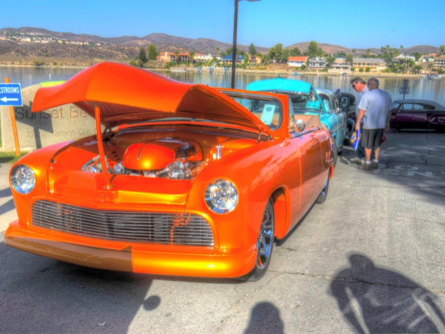 Canyon Lake Car Show is next weekend
