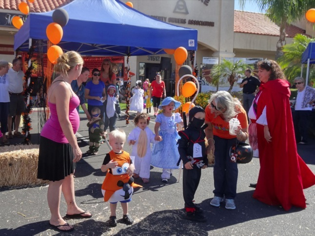 Little monsters invited to Halloween events Saturday