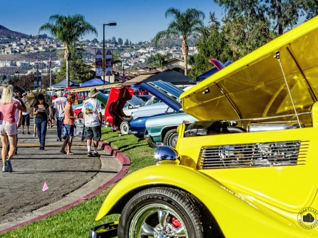 Sights and sounds of Car Show dazzle crowds