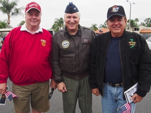 Canyon Lake's 6th annual Veterans Day Celebration: How a small town celebrates Veterans Day