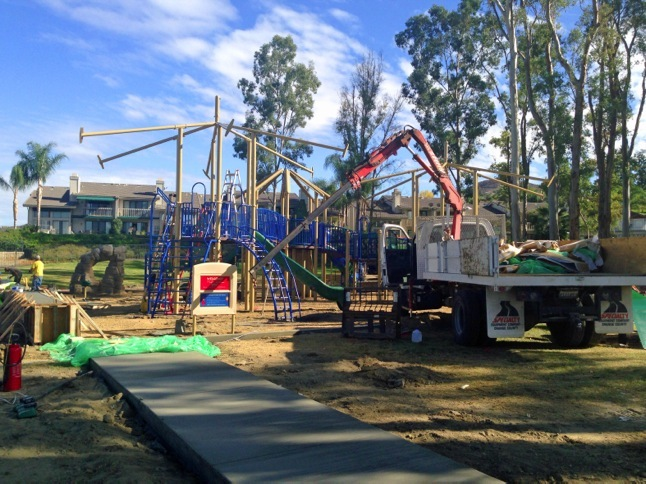 New playground set to open at Indian Beach